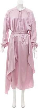 Rachel Comey Silk Midi Dress w/ Tags