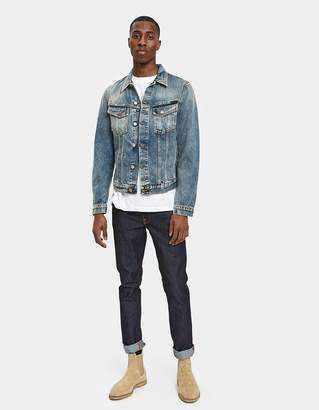 Nudie Jeans Billy Shimmering Indigo Jacket