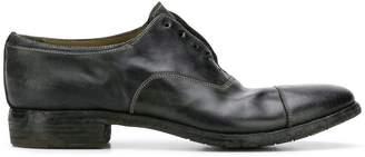 Premiata Oxford Without Laces shoes