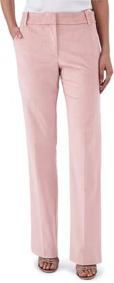 Reiss Carie Stretch Cotton Blend Corduroy Pants