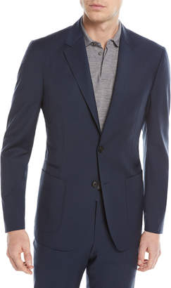 Ermenegildo Zegna Wash-and-Go Two-Piece Wool Suit