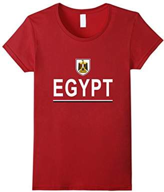 Egypt Soccer T-Shirt - Egyptian Football Jersey