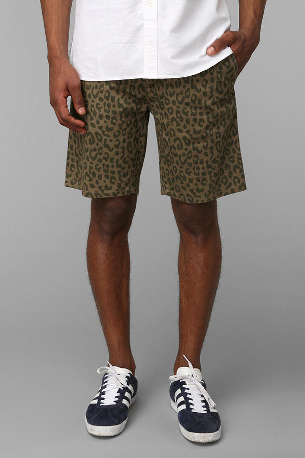 Urban Outfitters OBEY Desert Chino Short