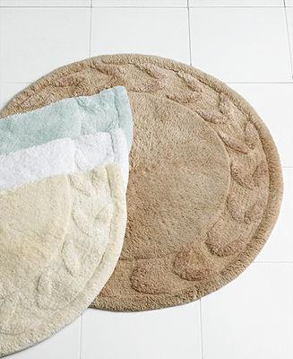 Lenox Bath Rugs, Pearl Essence