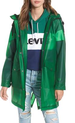 Levi's Water Repellent Hooded Parka
