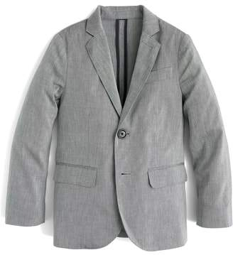 crewcuts by J.Crew Ludlow Unstructured Suit Jacket