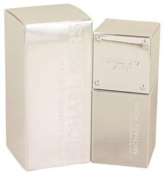 Michael Kors White Luminous Gold by Eau De Parfum Spray 1 oz