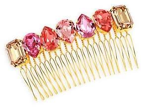 Swarovski Lelet Women's Elle Crystal Comb