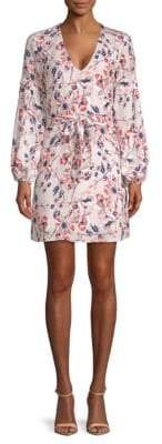 Parker Floral-Print Shift Dress
