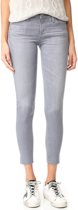 AG The Legging Ankle Jeans $210 thestylecure.com