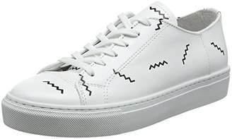 Wood Wood Shoes Unisex Adults' Alex Low-Top Sneakers,39 EU