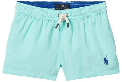 Mint Swim Shorts with PP