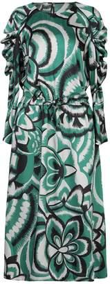 Biancoghiaccio 3/4 length dresses