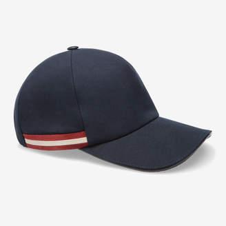 Bally STRIPE BASEBALL CAP