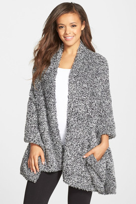 Barefoot Dreams Travel Shawl $110 thestylecure.com