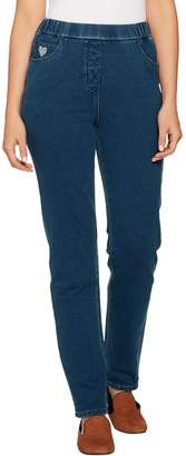 Factory Quacker Tall DreamJeannes Pull-On Slim Leg Pants