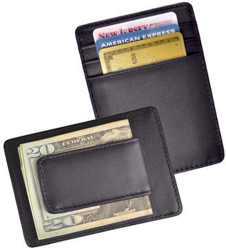 Royce New York Magnetic Money Clip Wallet