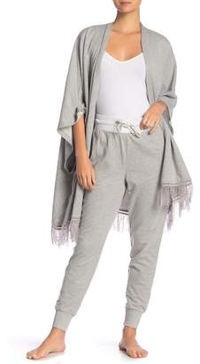 Couture PJ Heather Grey Banded Sweatpants