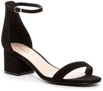 Breckelle's Breckelle&s Aileen Ankle Strap Sandal $16.97 thestylecure.com