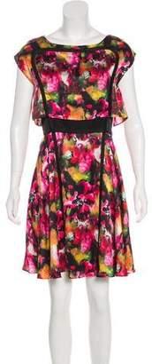ICB Silk A-Line Dress
