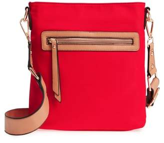Sondra Roberts Guitar Strap Crossbody Bag