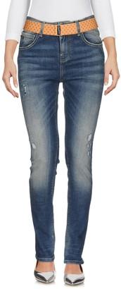 Manila Grace DENIM Denim pants - Item 42637283DE