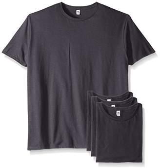Fruit of the Loom Men's Crew T-Shirt (4 Pack)
