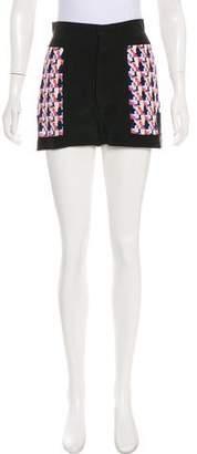 Etro High-Rise Printed Shorts