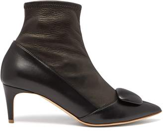 Rupert Sanderson Glynn leather ankle boots