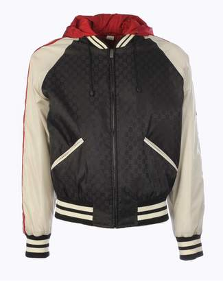 Gucci Hooded Supreme Bomber