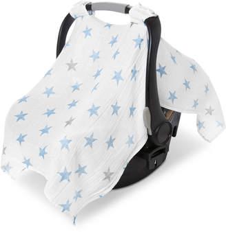 Aden Anais Aden By Aden + Anais Baby Boys Cotton Dapper Printed Car Seat Canopy