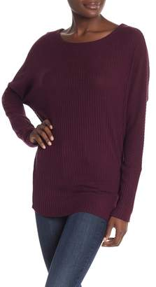Lucky Brand Brushed Dolman Sleeve Pullover