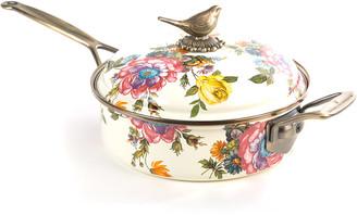 Mackenzie Childs Flower Market 3-Quart Saute Pan
