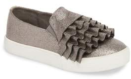 Kenneth Cole Collection Kam Ruffle Slip-On Sneaker