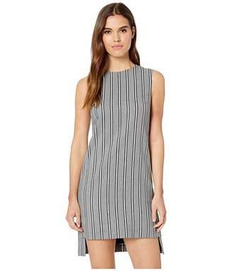 Nicole Miller Striped Shift Dress