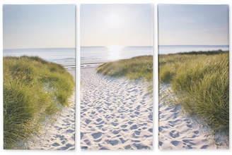 Graham & Brown Beach Walk Canvas, Set of 3