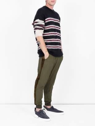 Haider Ackermann Drawstring-waist sweatpants