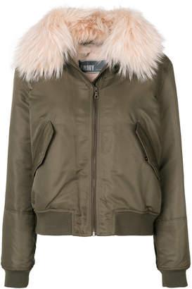 Yves Salomon Army military style jacket