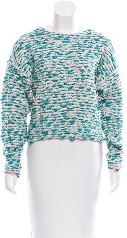 Chloé Chloé Scoop Neck Sweater w/ Tags