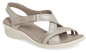 Women's Ecco 'Felicia' Slingback Sandal $119.95 thestylecure.com