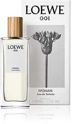 Loewe Women's 001 Woman Eau De Toilette 50ml