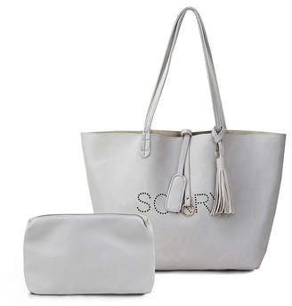 OLIVIA MILLER Olivia Miller Sorry Perf Tote W Accessories Tote Bag