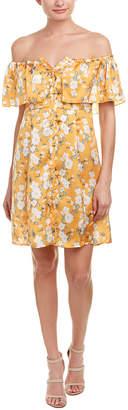 Madisonne Off-The-Shoulder Sundress