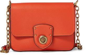 Ralph Lauren Pebbled Leather Crossbody Bag