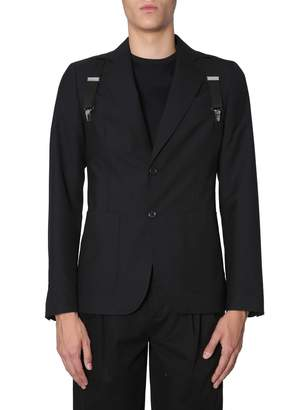 Moschino Slim Fit Jacket