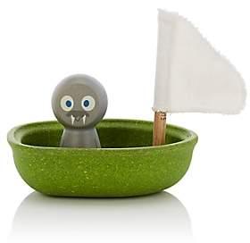 Plan Toys BATHTUB EXPLORERS: SAILING WALRUS