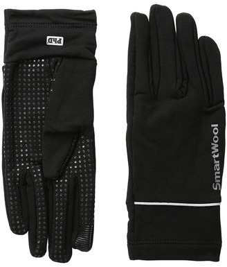 Smartwool - PhD HyFi Training Gloves Wool Gloves $45 thestylecure.com