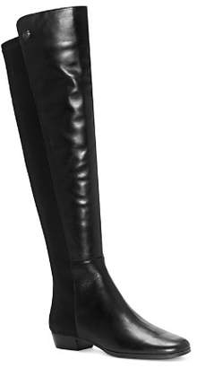 Vince Camuto Women's Karita Leather Over-The-Knee Boots