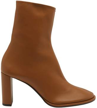 The Row Teatime zip ankle boots