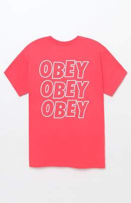 Obey Jumble Lo-Fi Premium T-Shirt